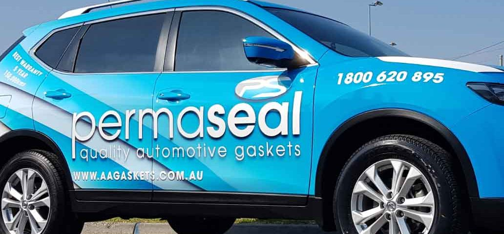 car wrap advertising